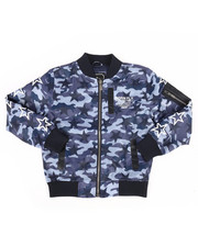 Outerwear - Printed Nylon Jacket (8-20)-2258641