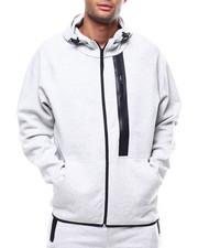 Hoodies - Tech Fleece Tape Zipper Hoody-2259259