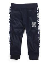 Activewear - Poly Interlock Track Pants (2T-4T)-2258674