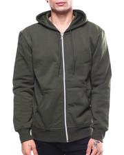 Buyers Picks - Fleece Full Zip Hooded Sweatshirt-2260106