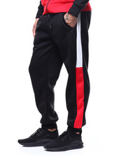 Buyers Picks - COLORBLOCK STRIPE JOGGER-2260036