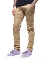 Pants - Twill Slim Pant-2260126