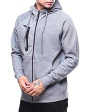 Buyers Picks - Tech Fleece w Chest Tape Zipper Detail-2259824