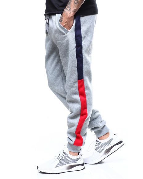 Buyers Picks - COLORBLOCK STRIPE JOGGER