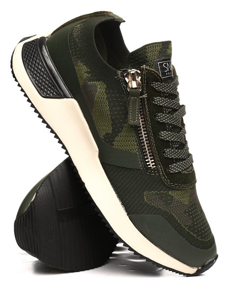 SNKR PROJECT - Rodeo 2.0 Camo Low Cut Sneakers
