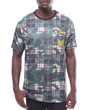Shirts - Military Plaid SS Shirt-2245703