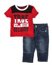 Infant & Newborn - Rockstar Tee Set (Infant)-2257886