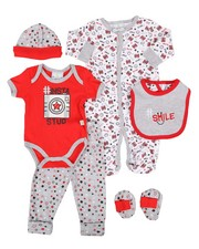 Duck Duck Goose - 7 Piece Insta Stud Print Gift Set (Infant)-2258612