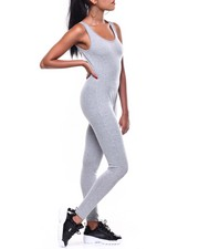 Jumpsuits - S/L Cotton Span Tank Catsuit-2256170