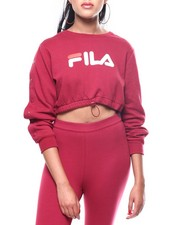 Womens-Fall - Charlotte Crop Sweatshirt-2260729