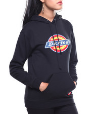 Dickies - Icon Logo Fitted Hoodie-2260716