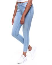 YMI Jeans - No Muffin Top Hi-Rise Skinny Jean-2256656