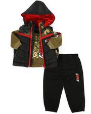 Enyce - 3 Piece Vest Set (Infant)-2257967