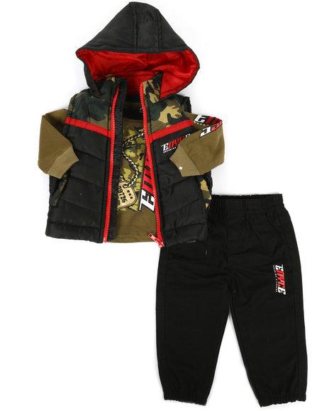 Enyce - 3 Piece Vest Set (Infant)