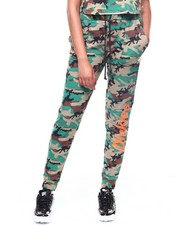 Womens-Fall - Camo Genuine Logo Lambchop Jogger-2260734