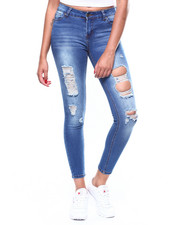 Bottoms - Ripped 5 Pocket Jean-2256686