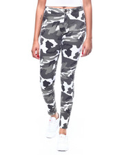 Women - High Waisted Camo Skinny Pant-2260869