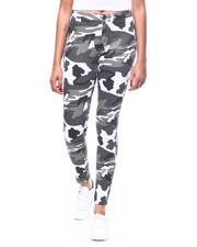Fashion Lab - High Waisted Camo Skinny Pant-2260869