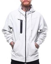 Athleisure for Men - Tech Fleece w Chest Tape Zipper Detail-2261754