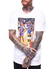 Mitchell & Ness - NEW YORK KNICKS Photo Real Tee-2261726
