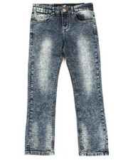 Sizes 8-20 - Big Kids - Sand Blasted Jeans (8-20)-2261002