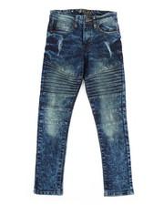 Southpole - Flex Ripped Biker Denim Jeans (8-20)-2261133