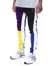 SMOKE RISE - COLORBLOCK TRACK PANT-2261875