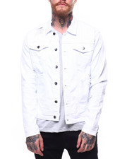 Kilogram - DISTRESSED DENIM JACKET-2261688