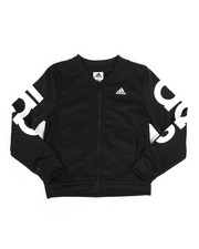 Girls - Cropped Adi Track Jacket (7-16)-2261069