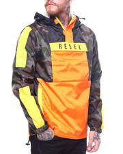 Athleisure for Men - Colorblock Anorak-2261466