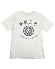 Polo Ralph Lauren - Cotton Jersey Graphic Tee (8-20)-2259854