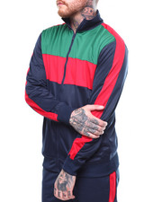 Track Jackets - Tricot Colorblock Track Jacket-2261436