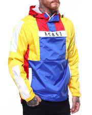 Athleisure for Men - Colorblock Anorak-2261473