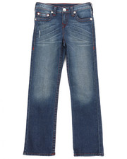 Jeans - Single End Straight Jeans (8-20)-2260003