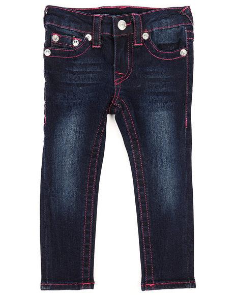 True Religion - Single End Denim Jeans (2T-4T)