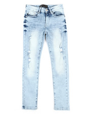 Southpole - Flex Ripped Skinny Denim Jeans (8-20)-2261105