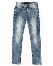 Southpole - Flex Ripped Skinny Denim Jeans (8-20)-2261112