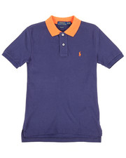 Polo Ralph Lauren - Cotton Mesh Polo Shirt (8-20)-2259768