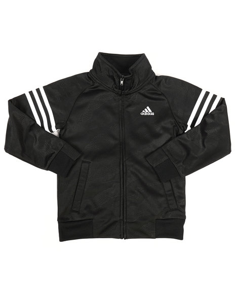 Adidas - Moto Camo Jacket (4-7X)