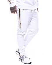 Pants - Tech Fleece Pant w Gold Tape Detail by WT 02-2261542