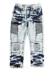 Jeans - Knee Rip & Repair Jeans (4-7)-2261222