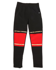 Boys - Color Block Jogger Gold Foil Trim (8-20)-2261147
