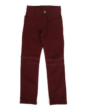 Pants - Ripped Repaired Twill Pants (8-20)-2261186