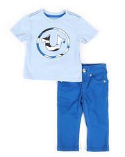 Infant & Newborn - 2 Piece Camo Logo Set (Infant)-2260951