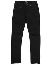 Pants - Stretch Twill Pants w/Flap Details (8-20)-2259749