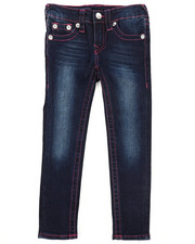 True Religion - Single End Denim Jeans (4-6X)-2259760