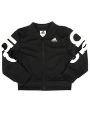 Adidas - Cropped Adi Track Jacket (4-6X)-2261040
