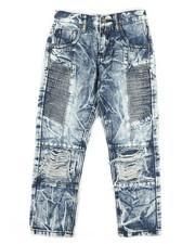 Jeans - Knee Rip & Repair Jeans (4-7)-2261193