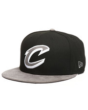 New Era - 9Fifty Tonal Choice Retro Cleveland Cavaliers Snapback Hat-2259030
