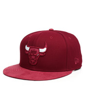 New Era - 9Fifty Tonal Choice Retro Chicago Bulls Snapback Hat-2259029